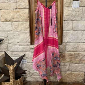 Romeo & Juliet Couture Trapeze Dress Small NWT